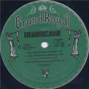 Hurricane  - Comin' Off download