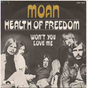 Moan  - Health Of Freedom download