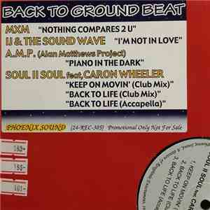 Various - Back To Ground Beat download