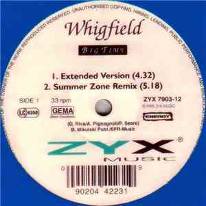 Whigfield - Big Time download